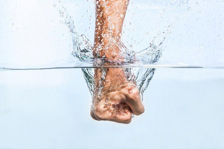 Hartes Wasser